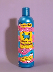 Crazy Dog Baby Dog Shampoo for Puppies & Dogs, 12 oz