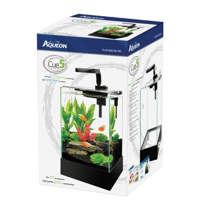Cue Aquarium Kit 5 Gal