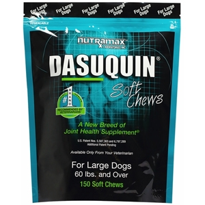 Dasuquin Large Dog, 150 Soft Chews
