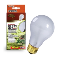 Day White Light Incandescent Bulb 100W Boxed