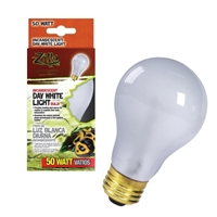 Day White Light Incandescent Bulb 50W Boxed