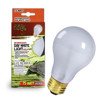Day White Light Incandescent Bulb 75W Boxed