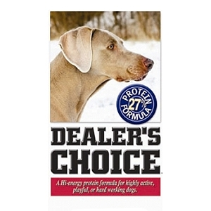 Dealer's Choice 27% Protein Formula Dog Food, 50 lb