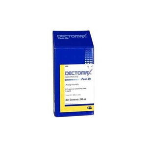 Dectomax Pour-On, 250 ml
