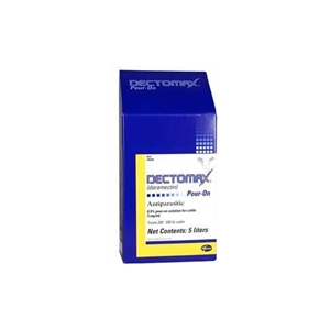 Dectomax Pour-On, 5 L