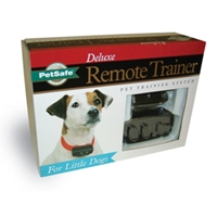 Deluxe Little Dog Remote Trainer