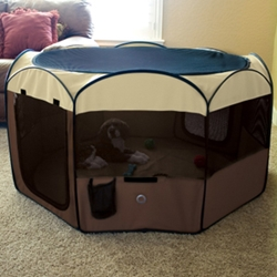 Deluxe Pop-up Playpen, Medium
