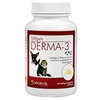 Derma-3 Softgels for Cats and Small Dogs, 60 Capsules