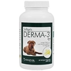 Derma-3 Softgels for Large Dogs, 60 Capsules