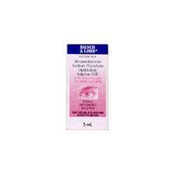 Dexamethasone Ophthalmic Solution, 5 ml