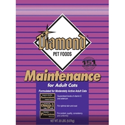 Diamond Maintenance Formula for Cats, 40 lb