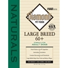 Diamond Naturals Large Breed 60+ Adult Dog Formula, 40 lb