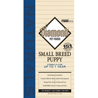 Diamond Naturals Small Breed Puppy Formula, 6 lb - 6 Pack