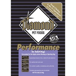 Diamond Performance Formula for Dogs, 40 lb