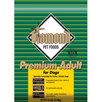 Diamond Premium Adult Formula for Dogs, 8 lb - 6 Pack