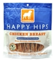 Dogswell Happy Hips Dog Treats, Chicken Breast Jerky, 15 oz