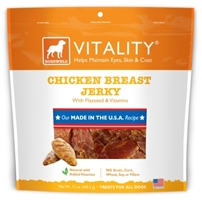 Dogswell Happy Hips Dog Treats, Chicken Breast Jerky, 24 oz