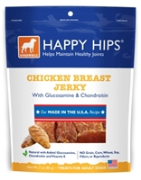 Dogswell Happy Hips Dog Treats, Chicken Breast Jerky, 3 oz