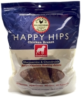 Dogswell Happy Hips Dog Treats, Chicken Breast Jerky, 32 oz