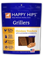 Dogswell Happy Hips Grillers, Chicken Tenders, 5 oz