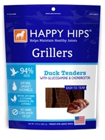 Dogswell Happy Hips Grillers, Duck Tenders, 13.5 oz