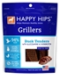 Dogswell Happy Hips Grillers, Duck Tenders, 4.5 oz