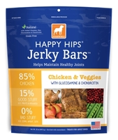 Dogswell Happy Hips Jerky Bars, Chicken & Veggies, 32 oz