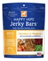 Dogswell Happy Hips Jerky Bars, Chicken & Veggies, 5 oz