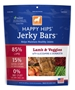 Dogswell Happy Hips Jerky Bars, Lamb & Veggies, 15 oz