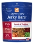 Dogswell Happy Hips Jerky Bars, Lamb & Veggies, 5 oz