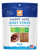 Dogswell Happy Hips Jerky Strips, Duck, 5 oz