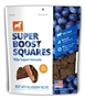 Dogswell Super Boost Squares, Beef & Blueberry, 12 oz