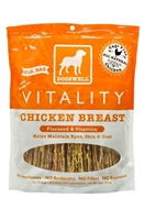 Dogswell Vitality Dog Treats, Chicken Breast Jerky, 32 oz