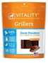 Dogswell Vitality Grillers, Duck Tenders, 15 oz