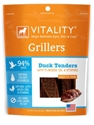 Dogswell Vitality Grillers, Duck Tenders, 4.5 oz