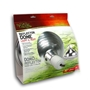 Dome Reflector Ceramic Silver 8.5 in