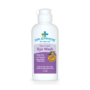 Dr. Emmo's Eye Care Wash, 4 oz