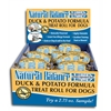 Duck & Potato Formula Dog Treat Roll, 2.75 oz - 36 Pack