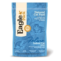Eagle Pack Indoor Cat Food, 5.8 lb - 6 Pack