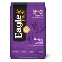 Eagle Pack Original Lamb & Rice Formula Dog Food, 30 lb