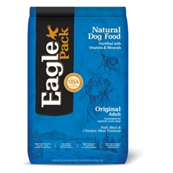 Eagle Pack Original Pork & Chicken Formula Dog Food, 30 lb