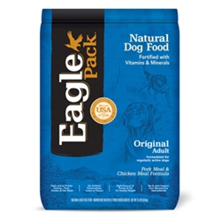 Eagle Pack Original Pork & Chicken Formula Dog Food, 50 lb