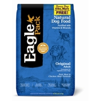 Eagle Pack Original Pork & Chicken Formula Dog Food, 36 lb