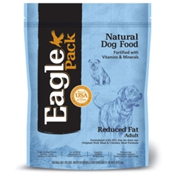 Eagle Pack Reduced Fat Formula Dog Food, 6 lb - 6 Pack