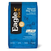 Eagle Pack Small Bites Pork & Chicken Formula Dog Food, 30 lb