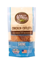 Earth Animal All Natural Shine Chicken Cutlets, 10 oz