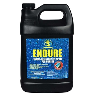 Endure Sweat-Resistant Fly Spray, 1 gal