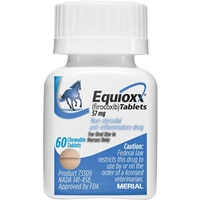 Equioxx Tablets, 57mg, 60 ct