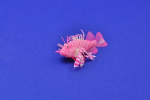 Eshopps Pink Lionfish Floating Aquarium Ornament