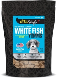 Etta Says Freeze Dried White Fish Yumms, 2 oz